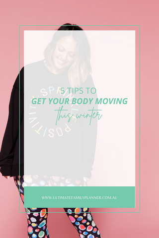 How to get your body moving in winter