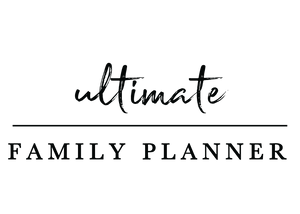Ultimate Family Planner