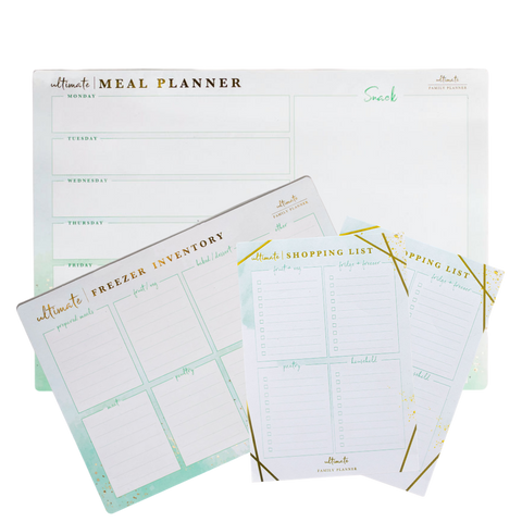 Weekly Meal Planning for families made easy