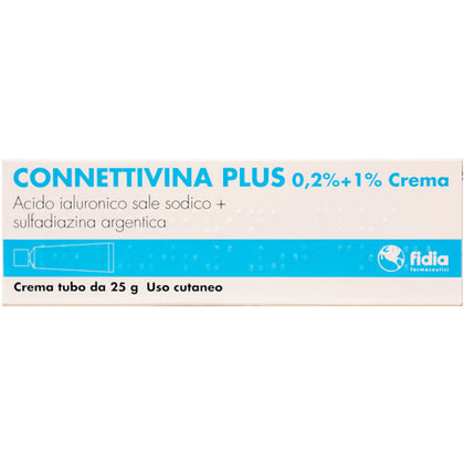 CONNETTIVINA PLUS CREMA 25G