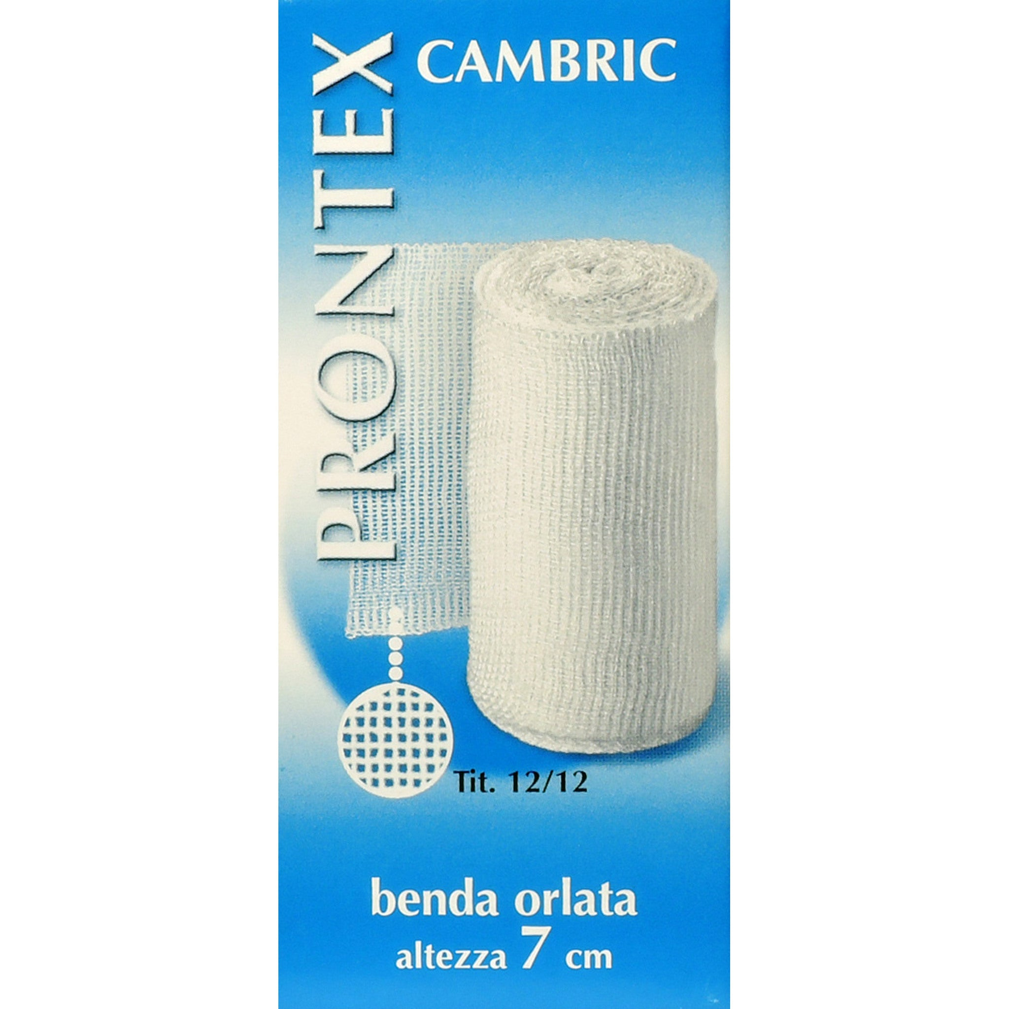 PRONTEX BENDA CAMBRIC 7CM