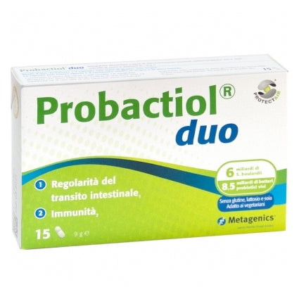 PROBACTIOL DUO NEW 15 CAPSULE