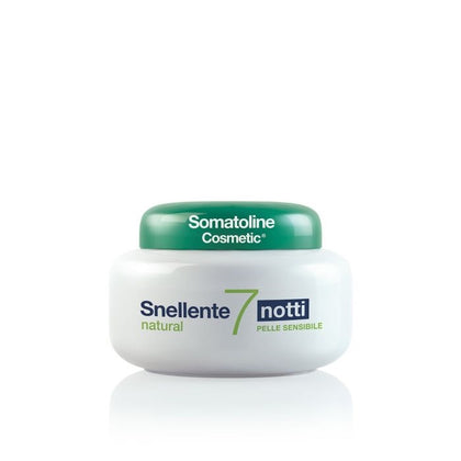 SOMATOLINE COSMETIC SNELLENTE 7 NOTTI NATURAL 400ML