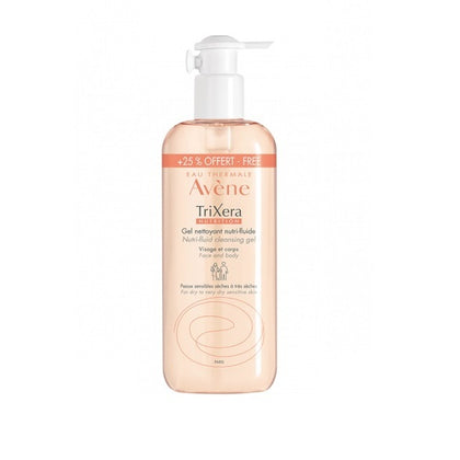 AVENE TRIXERA NUTRITION GEL DETERGENTE 500ML