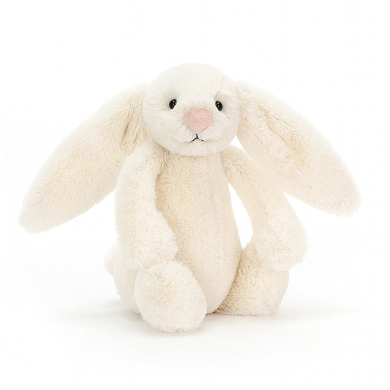 Bashful Bunny- Cream