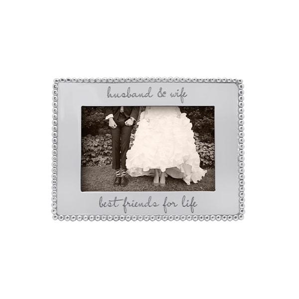 Best Friends For Life 4x6 Frame
