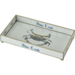 Blue Crab 6x12 Tray