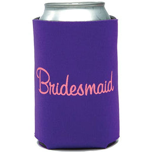 The Bridesmaid Coozie