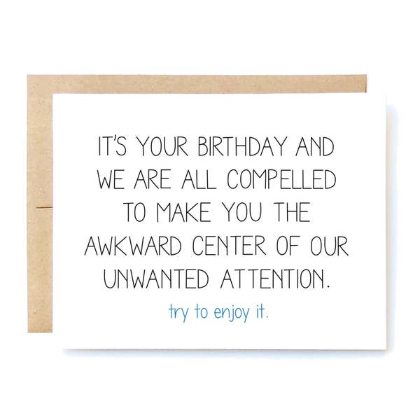 Birthday Card-