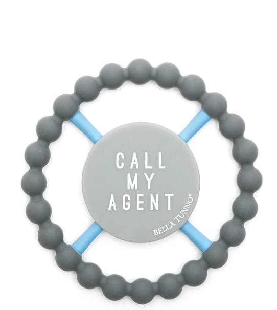 Happy Teether- Call my Agent