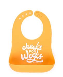 Wonder Bib- Cheeks for Weeks