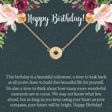 Load image into Gallery viewer, Birthday Necklace- Gold