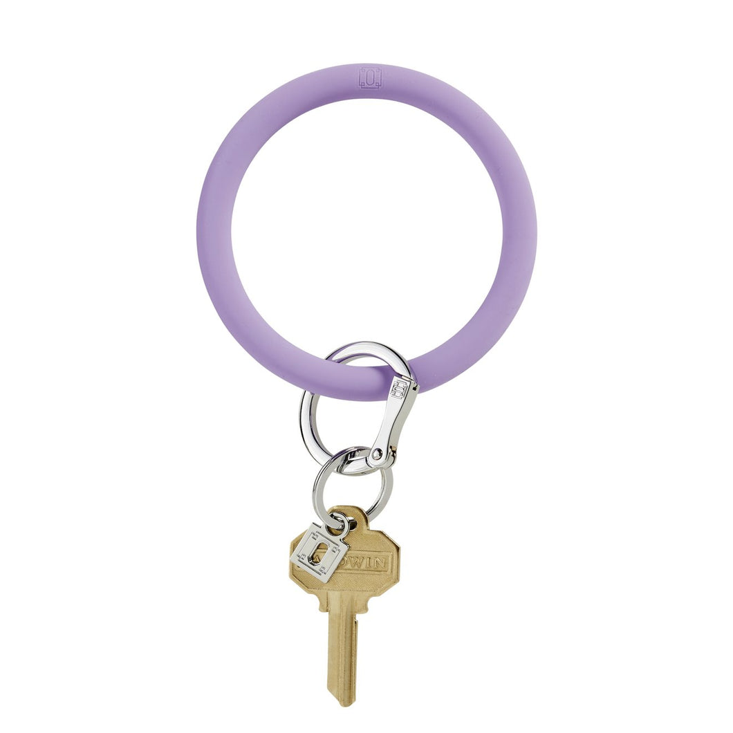 Big O Silicone Key Ring- In the Cabana