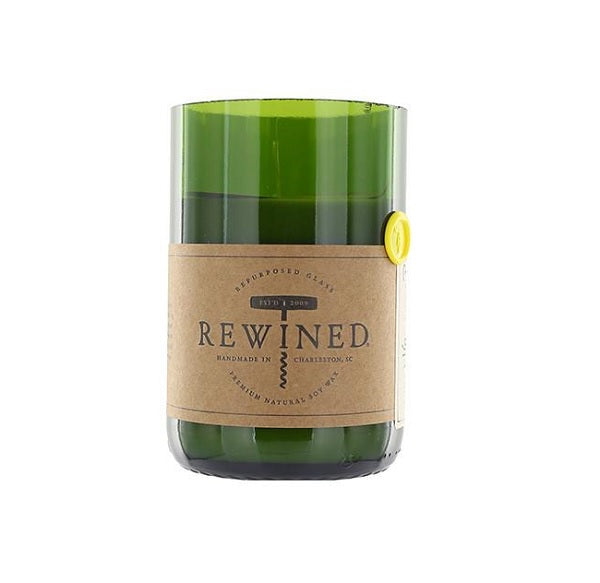 Rewined Chardonnay Candle