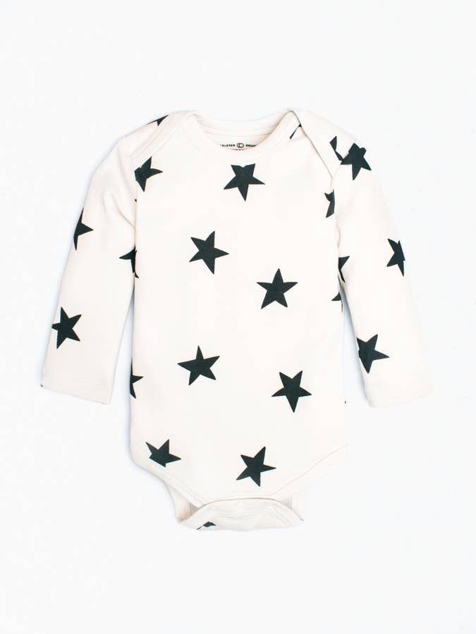 River Bodysuit- Star Print