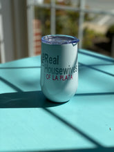 Load image into Gallery viewer, Real Housewives of La Plata- Wine Tumbler