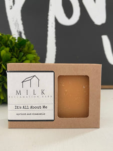 Cold Pressed Soap - It's All About Me