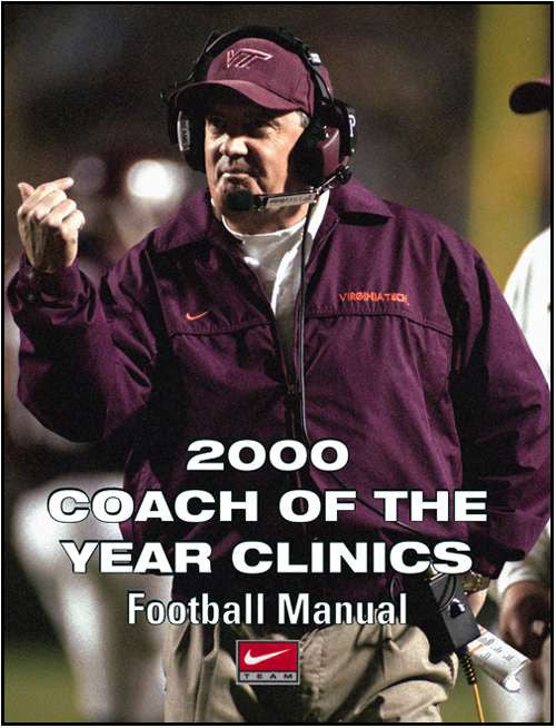 2000 Coach of the Year Clinics Football Manual