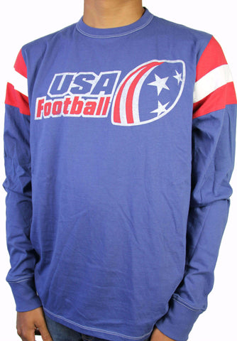 USA Football '47 Brand Vintage Long Sleeve Shirt