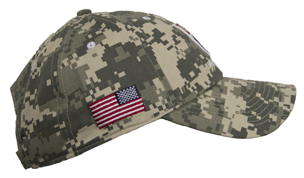 Nike U.S. National Football Team Heritage 86 Camo Cap