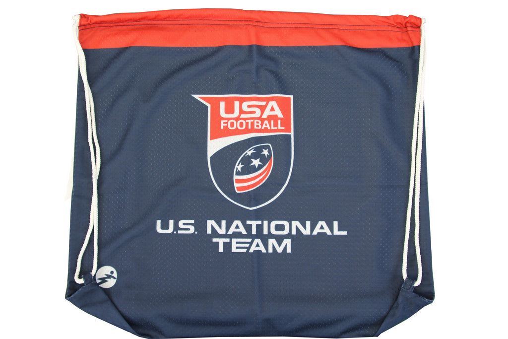 U.S. National Football Team Cinch Sack