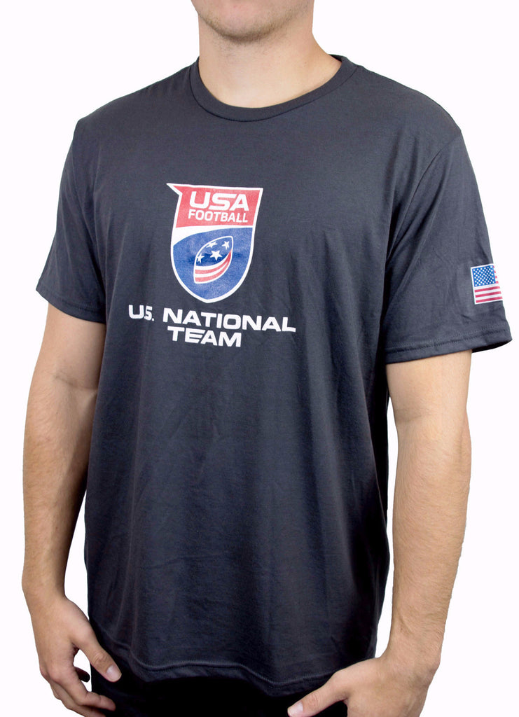 U.S. National Football Team Perfect Blend Crew Tee