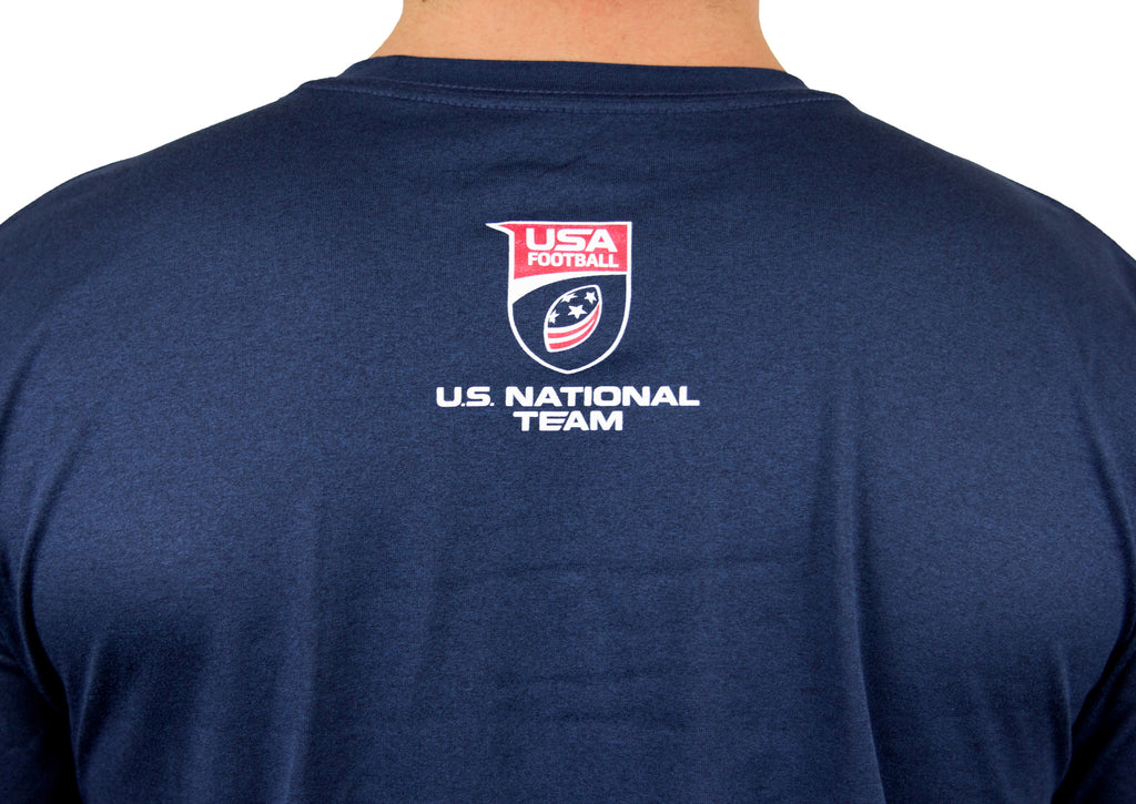 Nike U.S. National Football Team Earn Your Stars Legend Short Sleeve