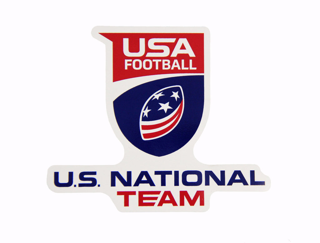 U.S. National Football Team Decal