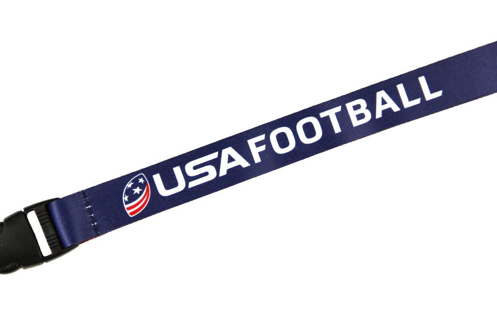 USA Football Lanyard