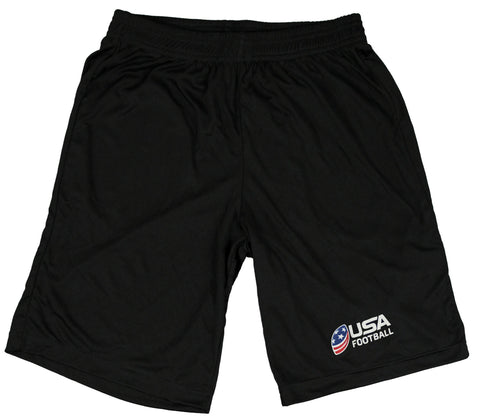 USA Football Performance Youth Shorts