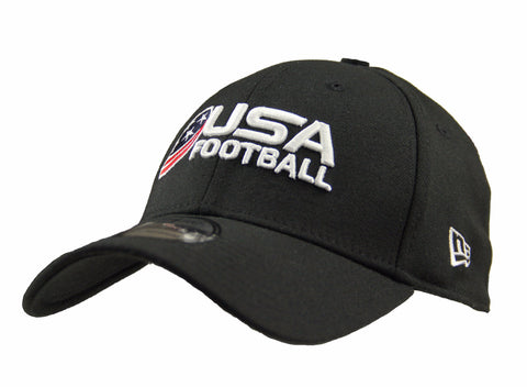 USA Football New Era 39Thirty Stretch Fit Hat