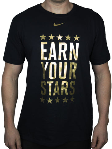 Nike Earn Your Stars Crew Training Tee Shirt