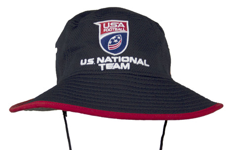 New Era U.S. National Team Performance Bucket Hat