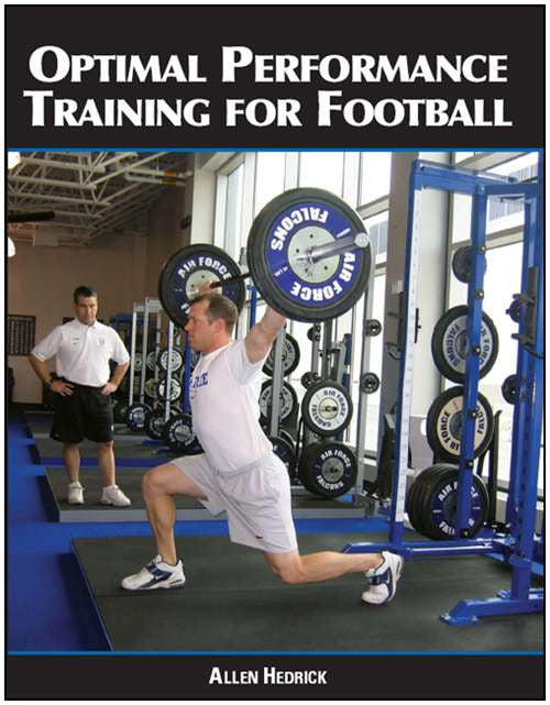Optimal Performance Training for Football