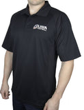 USA Football Dri-Mesh Polo - Black
