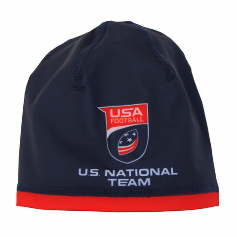 U.S. National Football Team Skull Cap - Navy