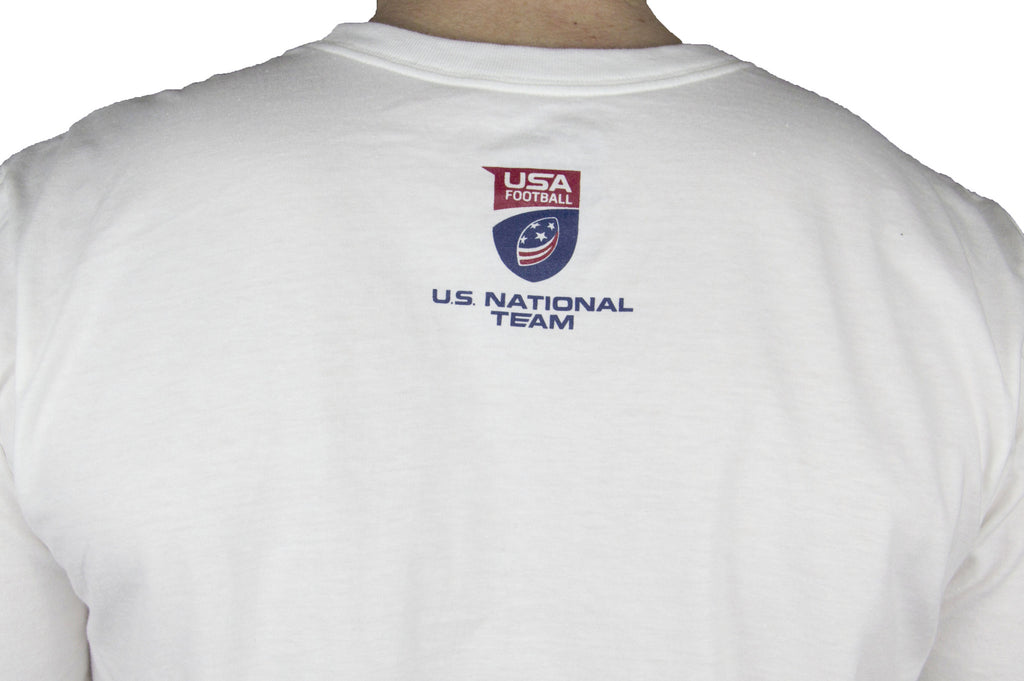 Nike U.S. States Flag Crew Training Tee Shirt