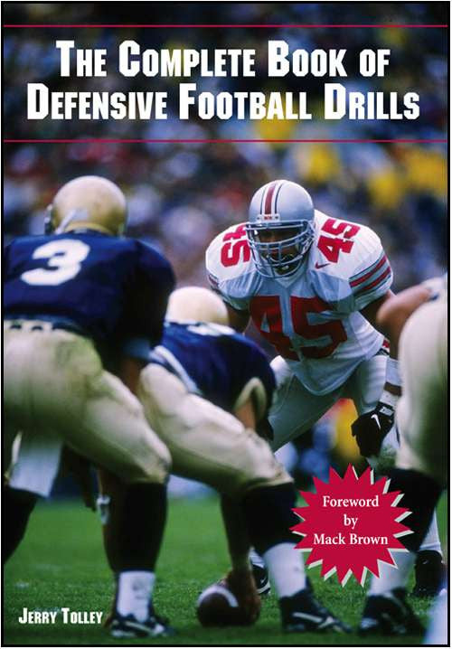 The Complete Book of Defensive Football Drills
