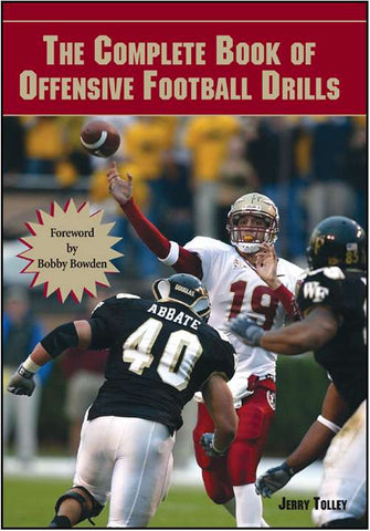 The Complete Book of Offensive Football Drills