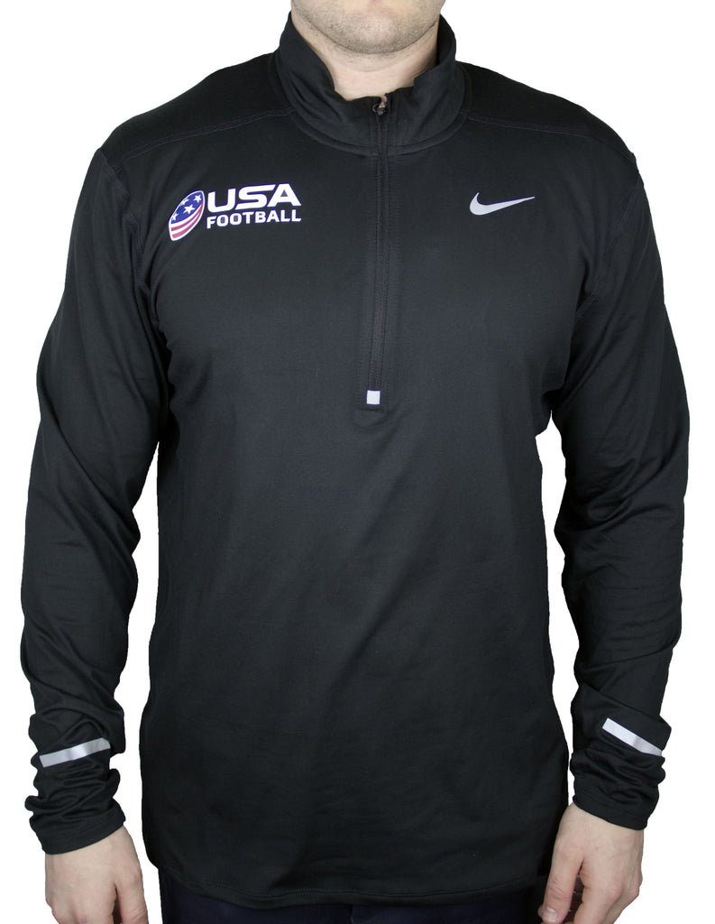Nike USA Football Element Half-Zip