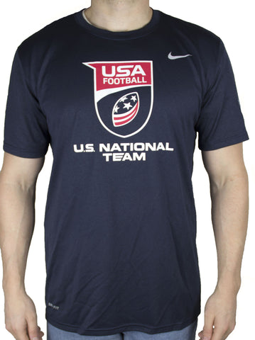 Nike Dri-Fit U.S. National Football Team Performance Shirt - Navy
