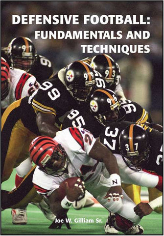 Defensive Football: Fundamentals and Techniques