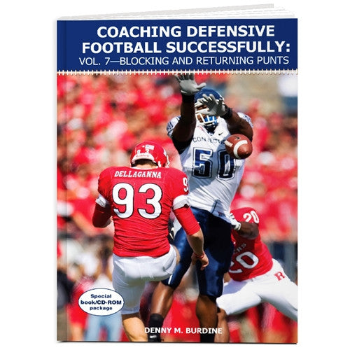 Coaching Defensive Football Successfully: Vol. 7—Blocking and Returning Punts