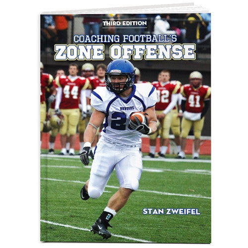 Coaching Football's Zone Offense (Third Edition)