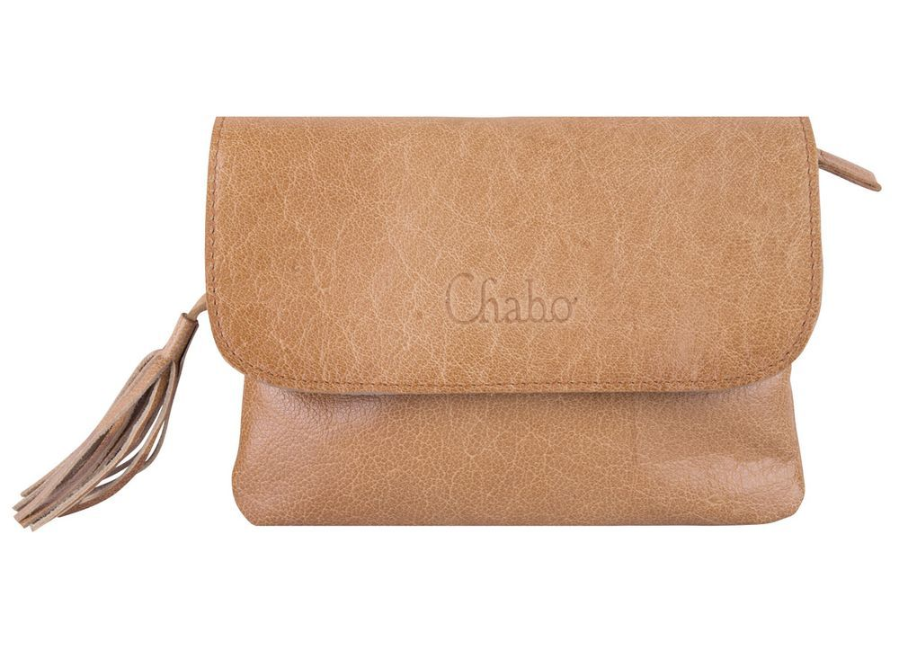 Chabo Tas Little Bink Light Cognac
