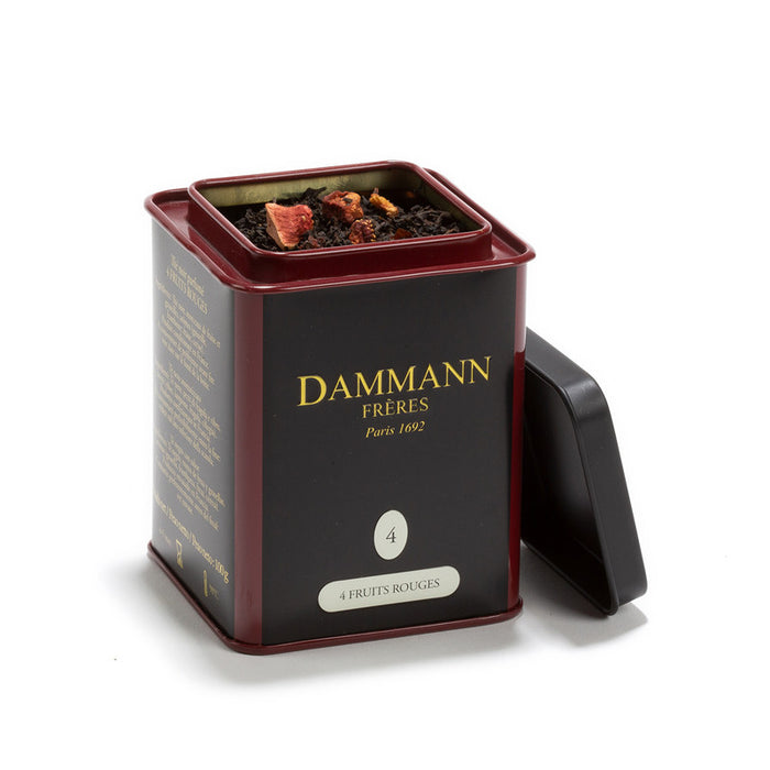 4 FRUITS ROUGES - DAMMANN