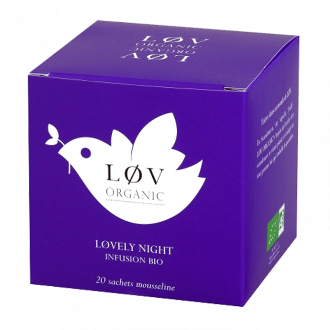 LØVELY NIGHT - LØV ORGANIC