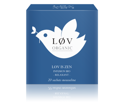 LØV IS ZEN - LØV ORGANIC