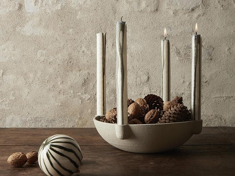 Bowl Candle Holder