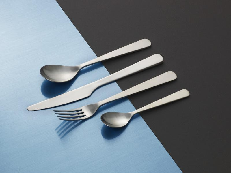 Normann Teaspoons - 6 Pack